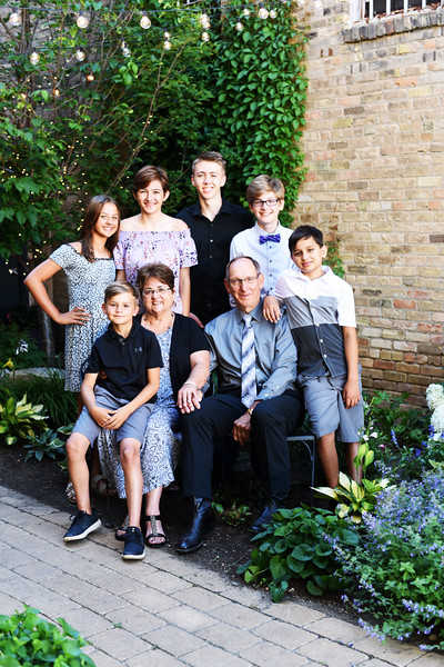 Fletshock Family Portrait
