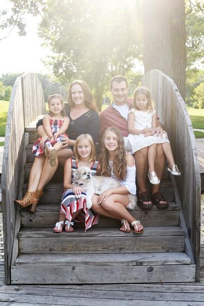 Aberle Family Portrait