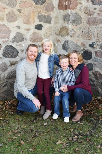 Kremer Family Portraits