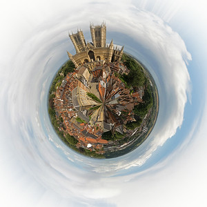 Cathedral Planet