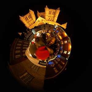 Lincoln Christmas Market Planet