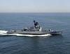 USS McCloy (FF-1038)<br /> <br /> Date: April 10 1980<br /> Location: Hampton Roads VA<br /> Source: Nobe Smith - Atlantic Fleet Sales