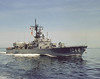 USS Brumby (FF-1044)<br /> <br /> Date: Unknown<br /> Location: San Diego, CA<br /> Source: George Barber - Marine Photos