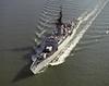 USS Miller (FF-1091)<br /> <br /> Date: November 14 1989<br /> Location: Hampton Roads VA<br /> Source: Nobe Smith - Atlantic Fleet Sales
