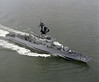 USS McCloy (FF-1038)<br /> <br /> Date: June 8 1982<br /> Location: Hampton Roads VA<br /> Source: Nobe Smith - Atlantic Fleet Sales