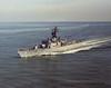 USS Talbot (DEG-4)<br /> <br /> Date: 1967<br /> Location: Hampton Roads, VA<br /> Source: Nobe Smith - Atlantic Fleet Sales