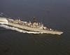 USS Talbot (DEG-4)<br /> <br /> Date: November 4 1974<br /> Location: Hampton Roads, VA<br /> Source: Nobe Smith - Atlantic Fleet Sales