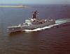 USS Talbot (DEG-4)<br /> <br /> Date: July 1967<br /> Location: Chesapeake Bay Bridge Tunnel, Hampton Roads<br /> Source: Nobe Smith - Atlantic Fleet Sales