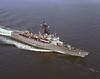 USS Talbot (FFG-4)<br /> <br /> Date: March 14 1977<br /> Location: Hampton Roads, VA<br /> Source: Nobe Smith - Atlantic Fleet Sales