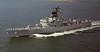 USS Talbot (DEG-4)<br /> <br /> Date: July 1967<br /> Location: Chesapeake Bay Bridge Tunnel<br /> Source: Nobe Smith - Atlantic Fleet Sales