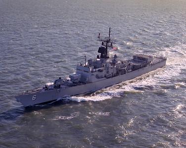 USS Julius A. Furer (DEG-6)