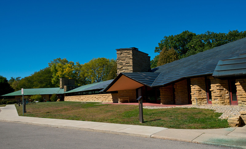 North America, USA, Shorewood Hills, Wisconsin, Unitarian Meeting House