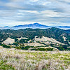 Mt Diablo from Las Trampas