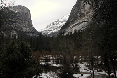 FOMFOK - Yosemite Photographers HIke.. Day 3, Mirror Lake