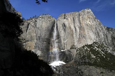FOMFOK - Yosemite Photographers HIke.. Day 2, Yosemite Falls