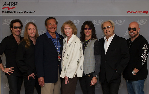 FOREIGNER with AARP