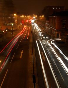 Broadgate rush hour
