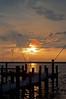 Sunset on Barnegat Bay from Ship Bottom, NJ