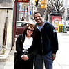 Emelia Desena and Randy Mahon a Day in Newark NJ