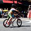 Annual Parade in Fairfax California