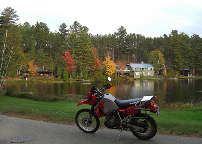 Turtle Pond Dr  Saranac Lake, village, sep 30, 2008 CIMG2829