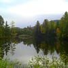 Ray Brook Pond, Ray Brook, NY, oct 2, 2012CIMG7467a