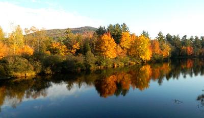 Saranac River, oct 4, 2012  DSCN1623