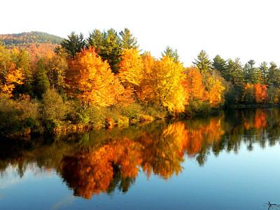 Saranac River, oct 4, 2012  DSCN1626