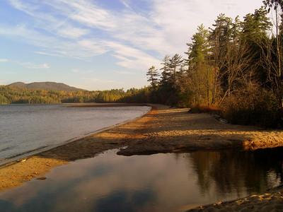 Middle Saranac Lake, oct 15, 2012 CIMG7677