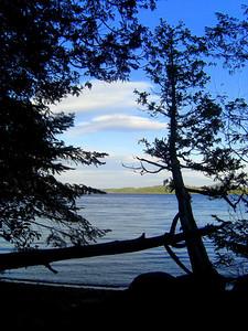 Middle Saranac Lake, oct 15, 2012 CIMG7675