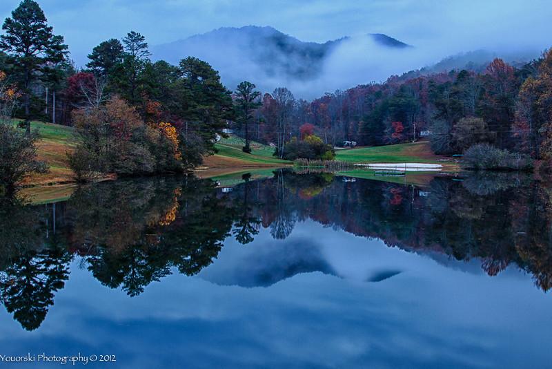 Trackrock Lake Blairsville GA
