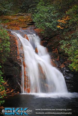 Blue Hole & High Shoal Falls