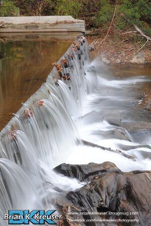 Chattahoochee River Dam