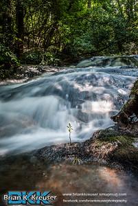 Dic's Creek Falls - Rabun Co.