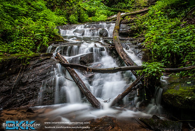Double Culvert Falls