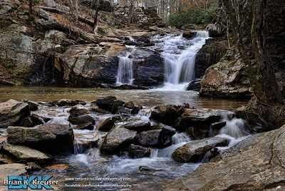 Little Bear Creek at Cochran Mill Park