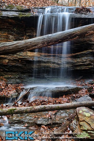 The Falls and Streams of Little Mullberry Park
