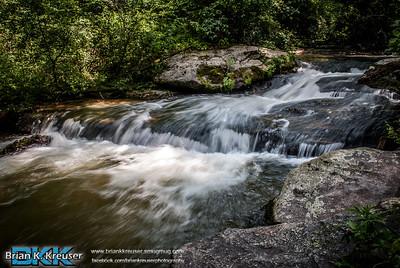 Warwoman Creek