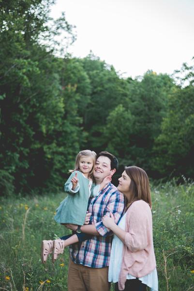 Aubree, Breanna, + Matt