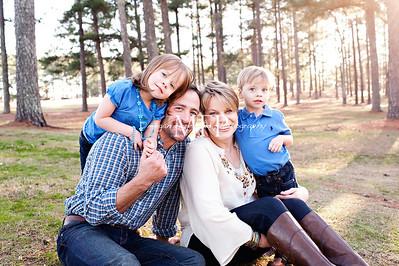 Dickson Family | January '12