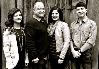 Family Photos 11/14 (B&W)