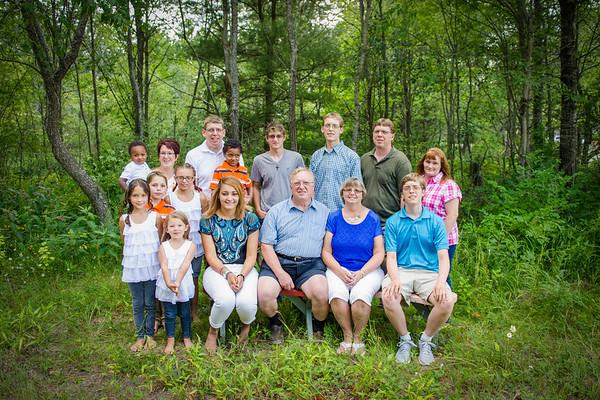 Lawson and Carol Family