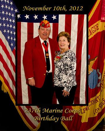 Marine Corps League Birthday Ball