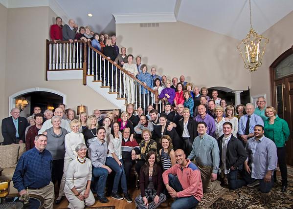 Bob Hudephol's 95th Birthday Party