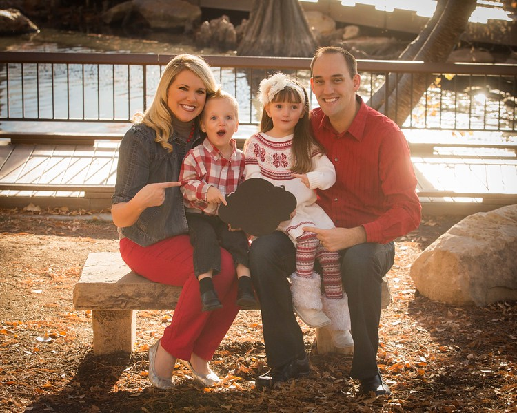 The Denney Family -   Photography by Todd Frederick Wakefield -   November 26, 2014 -   TFW 1412-01 057