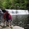 Hooker Falls, North Carolina