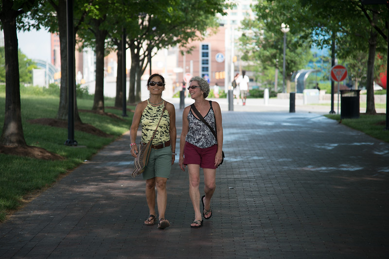 Melissa and Robin, Indianapolis