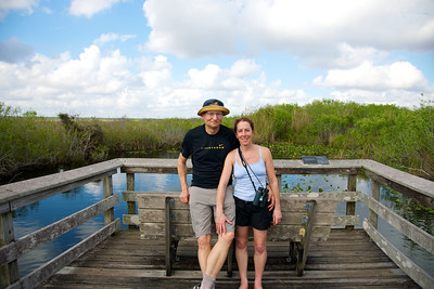 Anhinga Trail, Everglades National Park - an endlessly fascinating place!