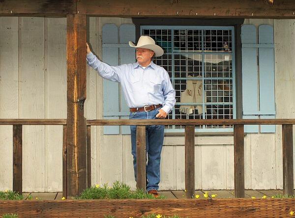 western cattle man