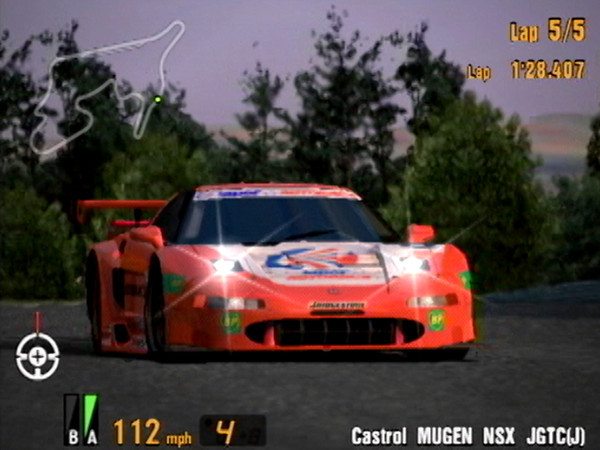 Mike gets his revenge in GT3, an epic battle between dueling JGTC NSXs